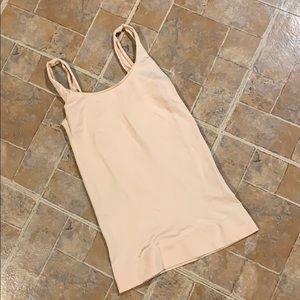 Victoria's Secret slimming compression tank top
